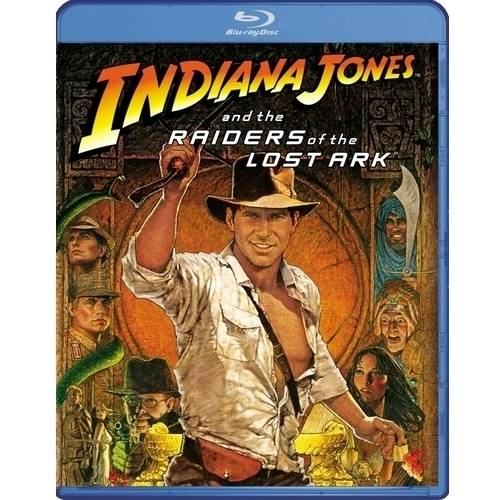 Indiana Jones And The Raiders Of The Lost Ark (Blu-ray) (With INSTAWATCH) (Widescreen)