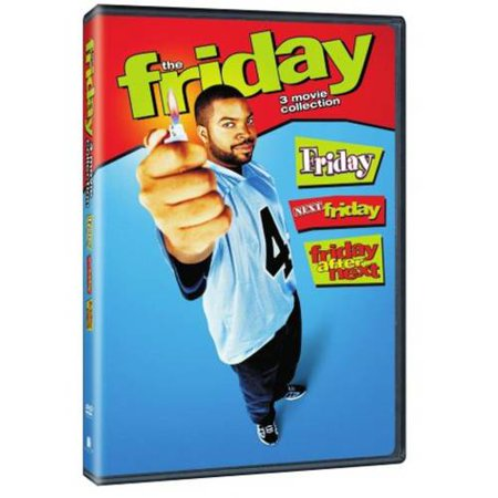 Firday 1-3 Collection (DVD + Digital Copy With UltraViolet) (Walmart - Exclusive Collection