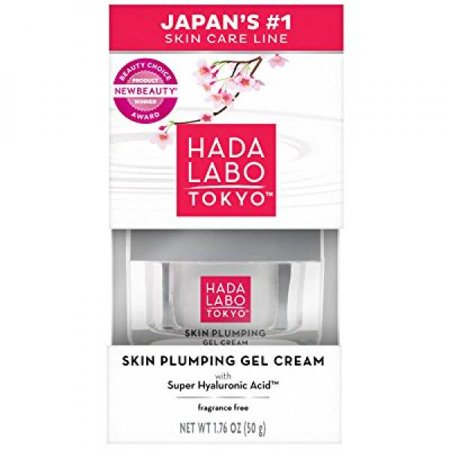 Hada Labo Tokyo Skin Plumping Gel Cream, 1.76