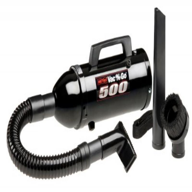 Metro Vacuum VM6B500 Vac 'N' Go 120V, 500-Watt Hi-Performance Hand Vac by Metropolitan Vacuum Cleaner