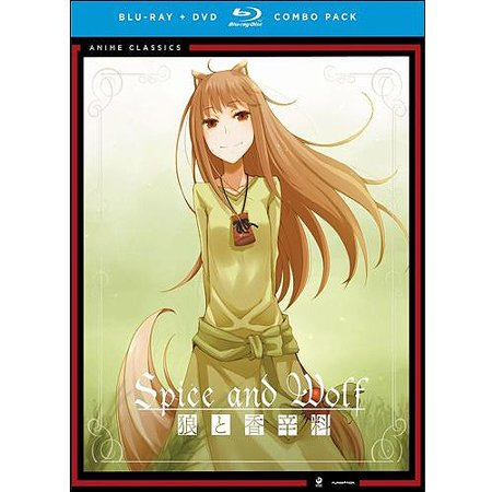 Spice And Wolf  Complete Series  Blu Ray