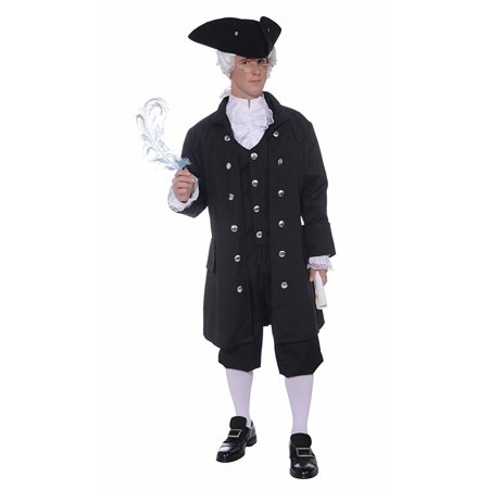Founding Father Adult Costume Plus