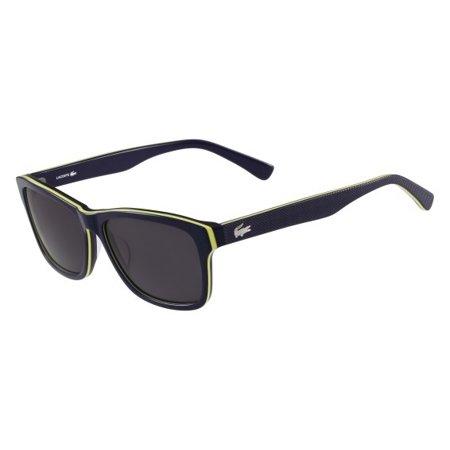 Sunglasses LACOSTE L 683 S 414 BLUE/YELLOW/BLUE