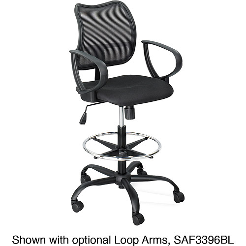 Safco Mesh Extended Height Chair