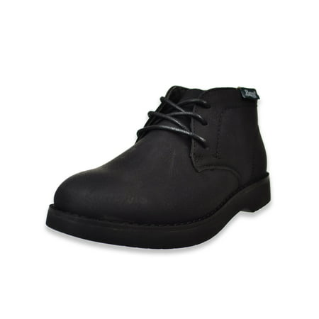 G.H. Bass & Co. Boys' Ankle Boots (Sizes 11 - 6) Dora Black Child Boots