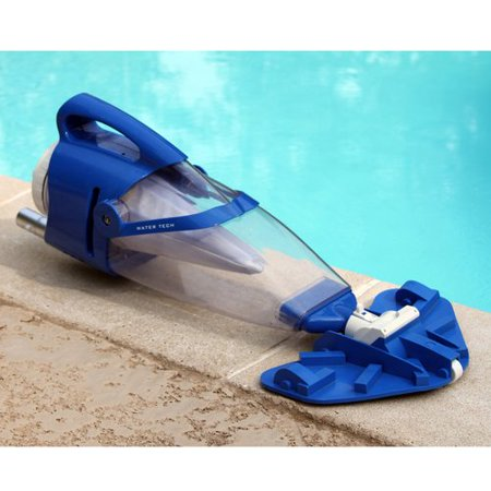 water tech pool blaster battery powered no hose swimming pool spa vacuum cleaner
