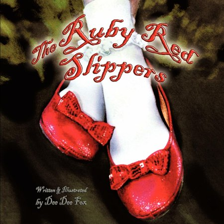 The Ruby Red Slippers (Paperback)