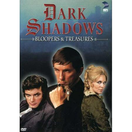 Dark Shadows: Bloopers & Treasures (DVD) (Community Halloween Bloopers)