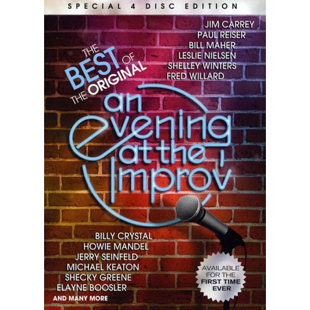 The Best of an Evening at the Improv (DVD)