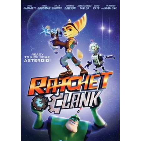 Ratchet and Clank (DVD)