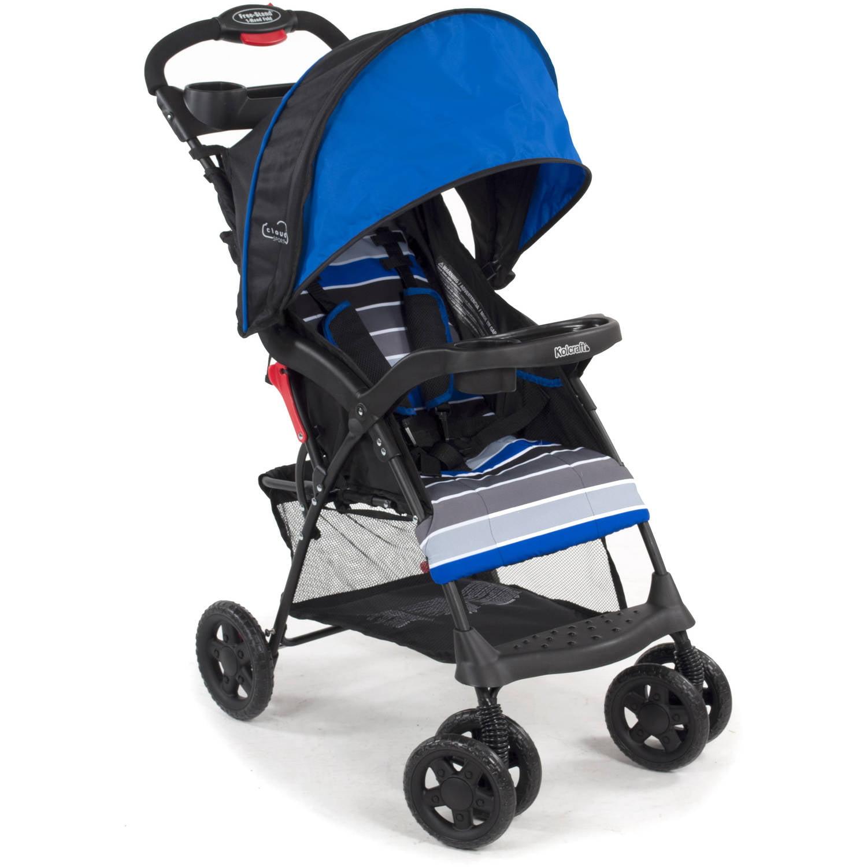 Coche Para Bebe Nube de Kolcraft deporte ligera silla de paseo azul + Kolcraft en Veo y Compro