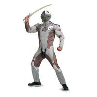 Overwatch Genji Men's Adult Muscle Halloween Costume
