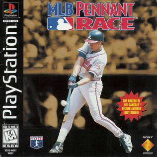 MLB Pennant Race- Playstation PS1 (Refurbished) ()