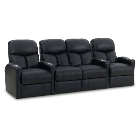 Octane Bolt XS400 4 Seater Middle Loveseat Manual Recline Home Theater Seating