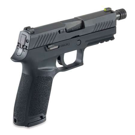 Night Fision Perfect Dot Night Sight Set, Sig Sauer 9mm & .357 P-Series Pistols with #8 357 Sig 9 Mm