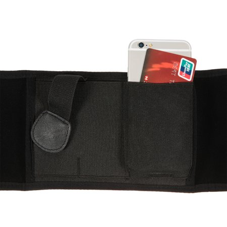 Neoprene Concealed Carry Ultimate Belly Band Holster Army Weapon Holster Right Hand Free Size with Magazine