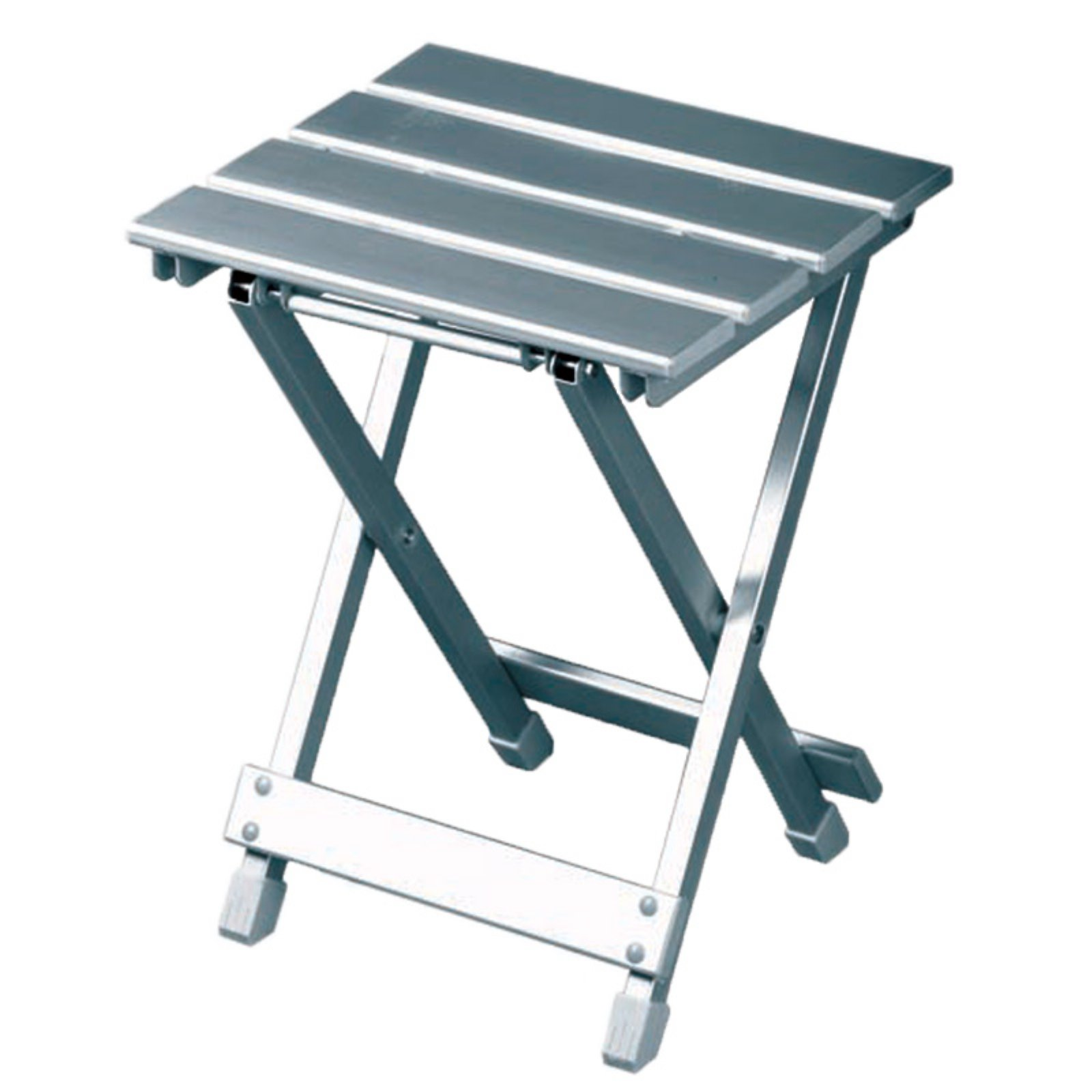 Side Canyon Table - Silver
