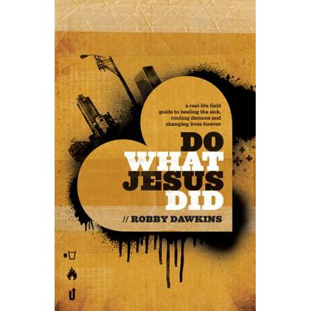 Do What Jesus Did - eBook (Jesus Did Not Come To Be Served)
