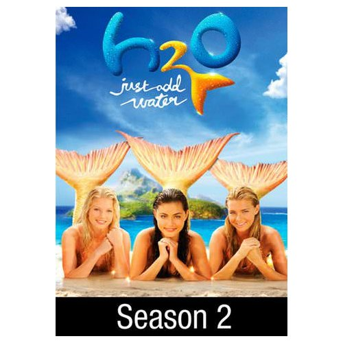 H2O: Just Add Water: Season 2 (2007)