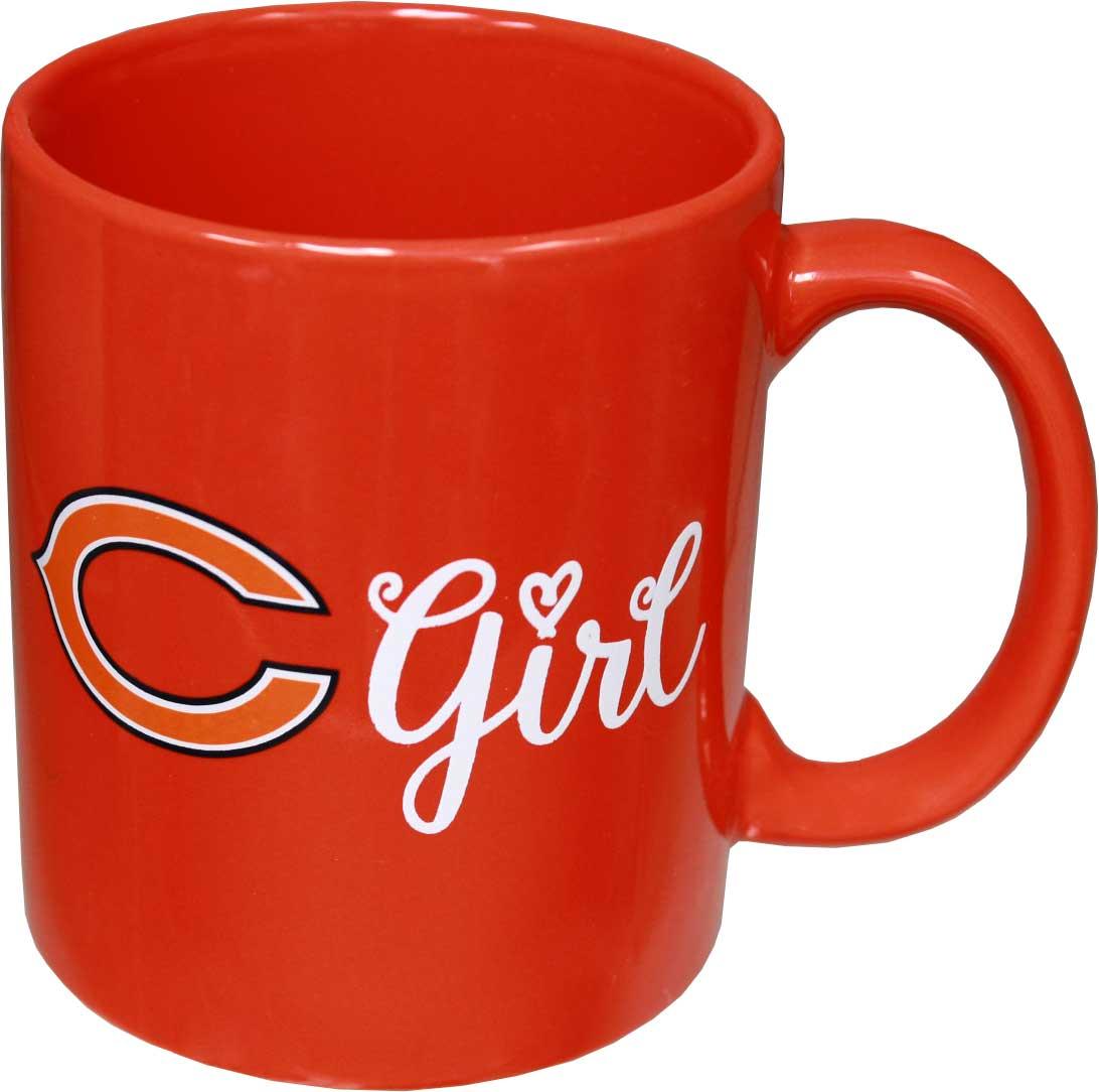 Chicago Bears Girl 11oz Mug