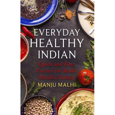 Everyday Healthy Indian Cookery - eBook