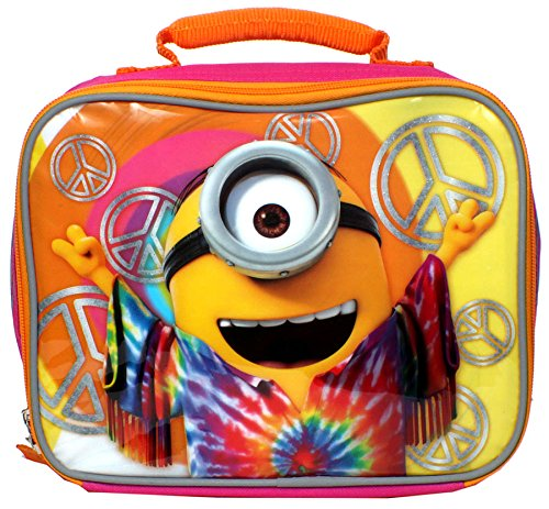 Despicable Me Minions Movie 9.5 inch Love Peace and Happi...