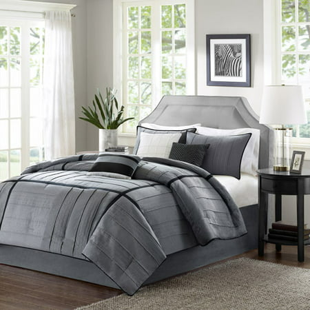 Home Essence Northridge 7 Piece Bedding Comforter Set