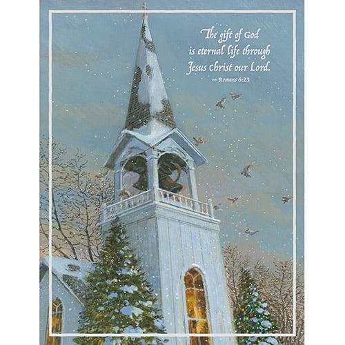 "Lang ""Christmas Bells"" Boxed Christmas Cards"