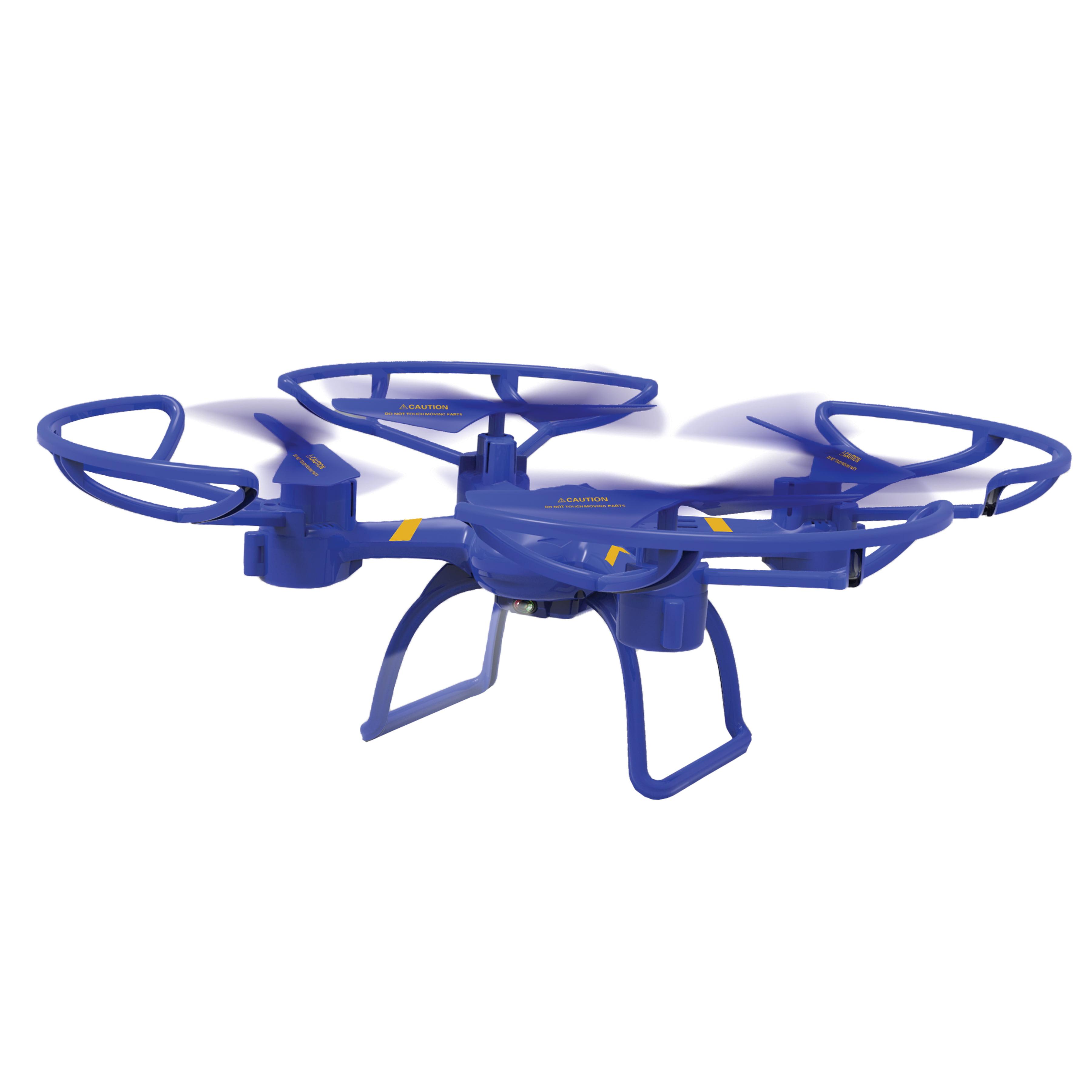 Polaroid PL1200 Camera Drone Blue by Polaroid