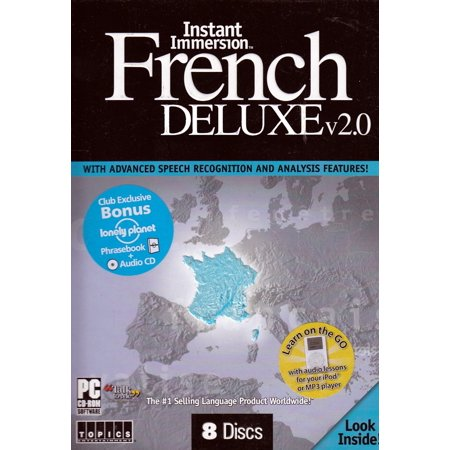 French Deluxe 2 0   8 Cd Set