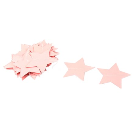Party Decor Paper Star Shape DIY Hanging Ornament Photo Prop Bunting Banner Pink - Diy Paper Crown