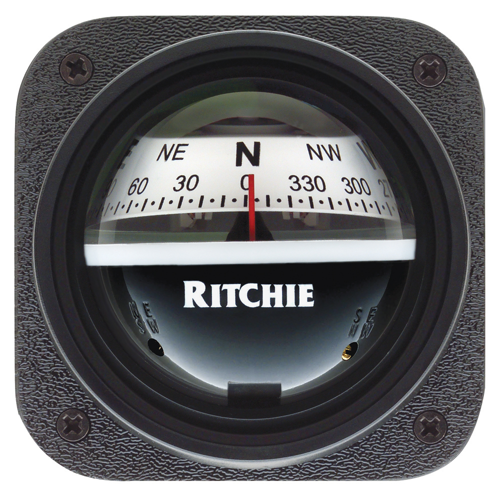 Ritchie V-527 BULKHEAD MOUNT KAYAK COMPASS