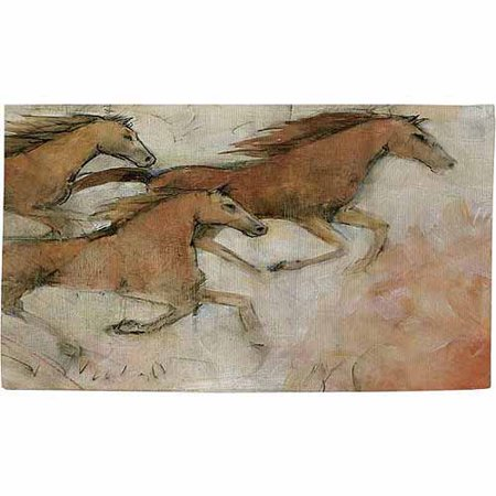 IDG Horse Fresco 2 Rug, 22.5