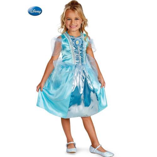 Disney Cinderella Sparkle Classic Kids Costume - Size S