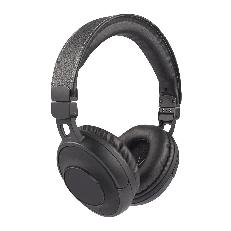 Refurbished Altec Lansing NJHP-2-BLK Nick Jonas Collaboration Bluetooth Touch Headphones, Black by Altec Lancing