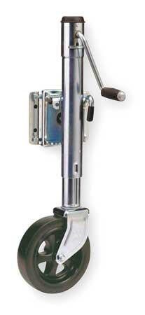 Trailer Jack Tubular Swivel,1500 Lb FULTON XP15 0101 by Fulton