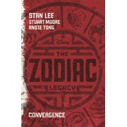 The Zodiac Legacy: Convergence - eBook