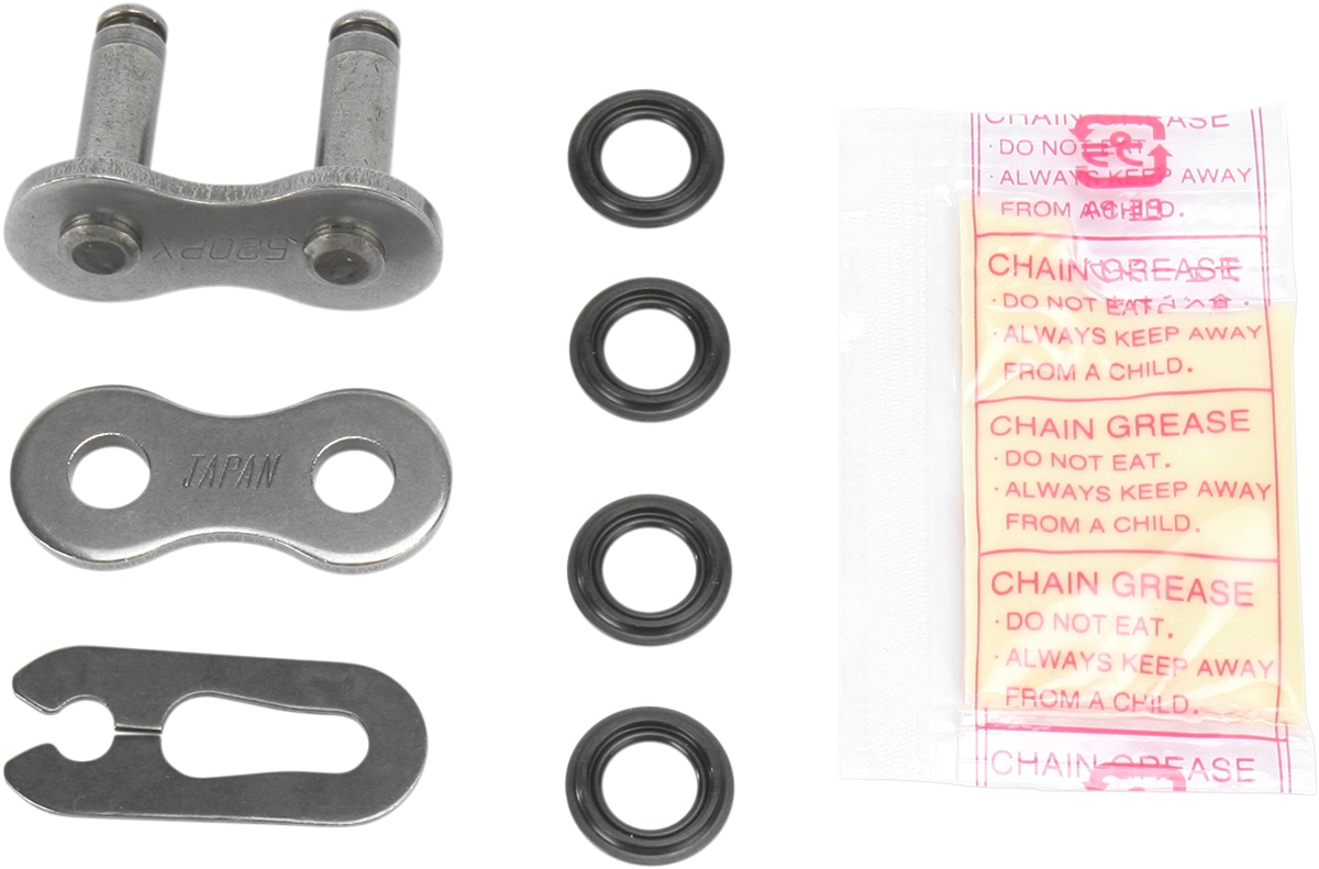 Parts Unlimited 420 Standard Chain 120 Links Natural T420-120