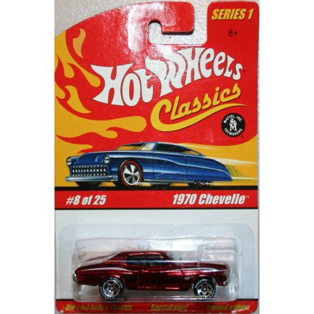 Hot Wheels Classics Series 1 - 1970 Chevelle #8 of 25
