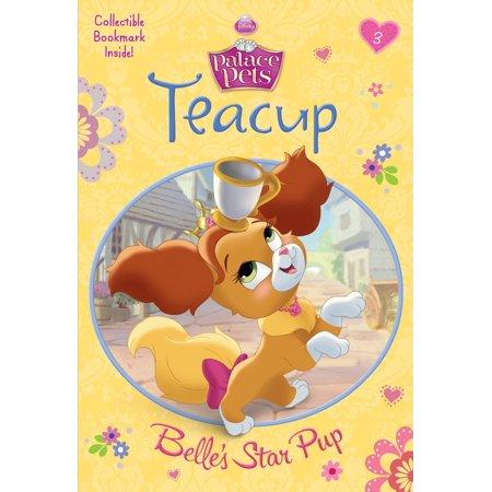 Teacup: Belle's Star Pup (Disney Princess: Palace (Teacup Pup Yorkie)
