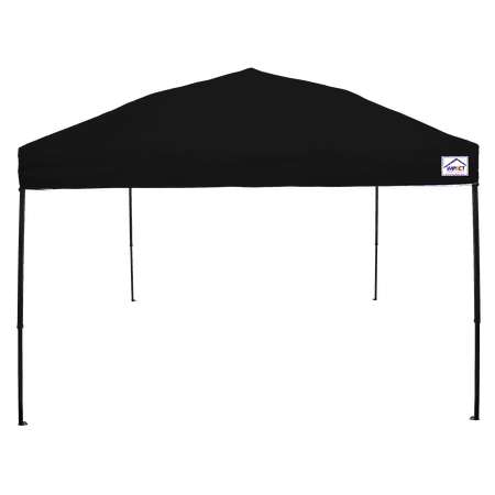 Head Way Gazebo Top Black 10x10 Instant Pop Up canopy Tent