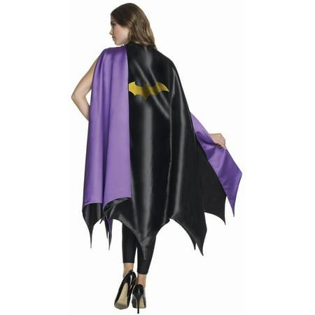 Adult Deluxe Batgirl Cape - Batgirl 20