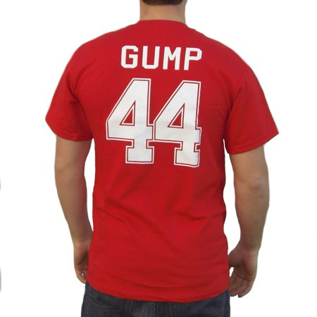 low priced f795a 866c2 Forrest Gump #44 Alabama Football Jersey T-Shirt Movie Costume Forest  College