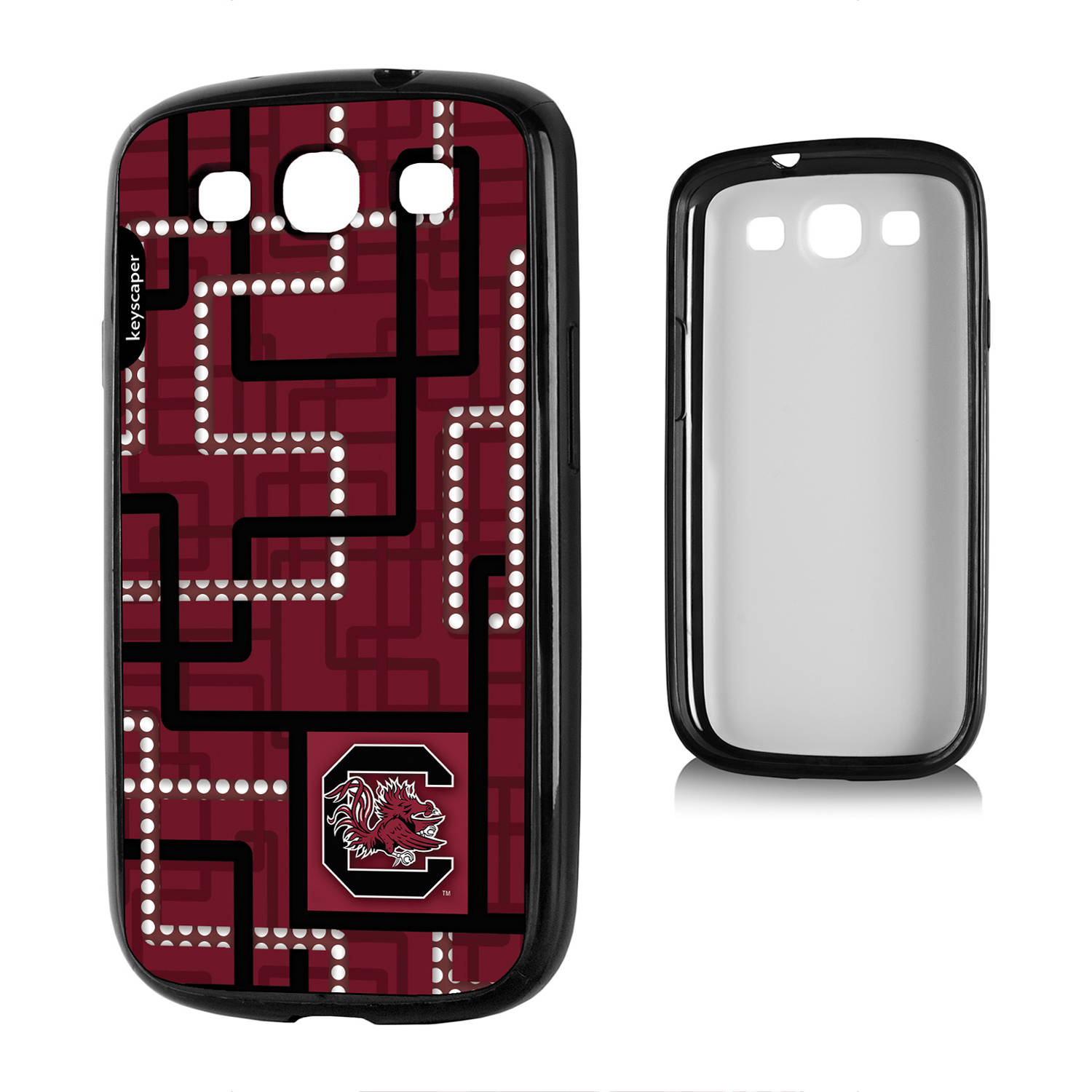 South Carolina Fighting Gamecocks Galaxy S3 Bumper Case