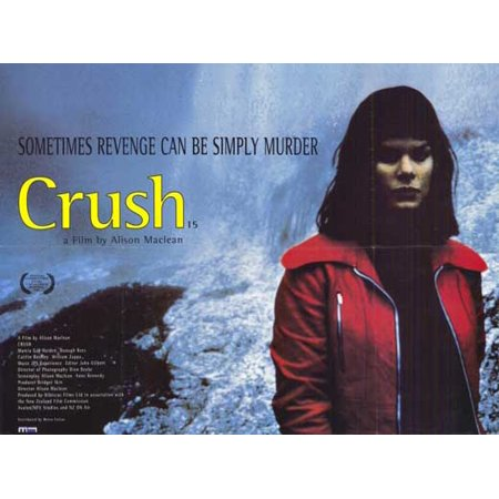 Crush Poster Movie Mini Promo