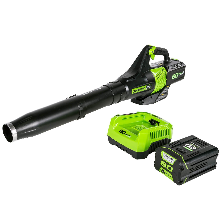 Greenworks BL80L2510 80V Pro Axial Blower