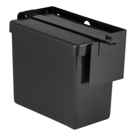 Curt Manufacturing Cur52090 Lockable Battery Box with Steel Mount/Steel Lock Bar (Bosch Power Box Battery)