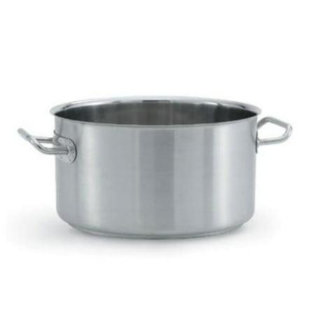 Vollrath 47732 Heavy Duty Stainless Steel 12 Qt Sauce Pot