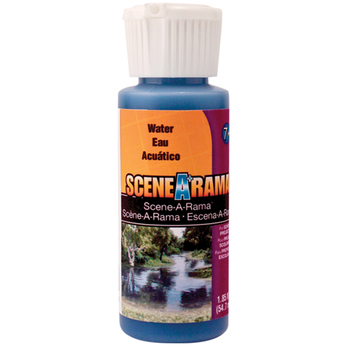 Woodland Scenics Realistic Water, 2 oz, Blue