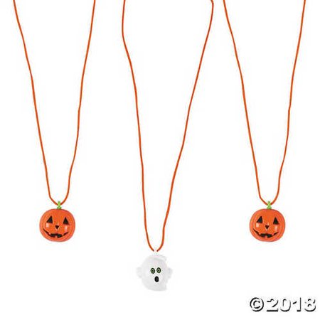Halloween Blinking Necklaces](Blinking Necklace)